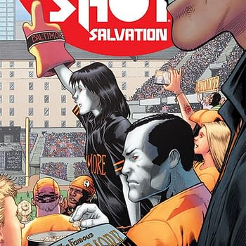 Bloodshot Is A Hardened Baltimore Orioles Fan.