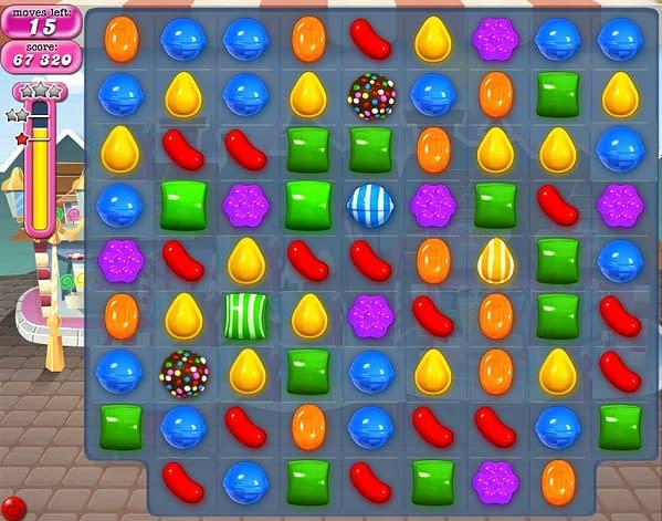 CandyCrushGamePlay