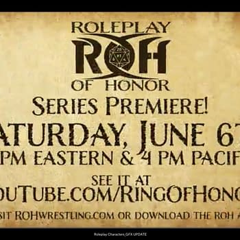 Critical Role Meets Pro Wrestling in New Series Roleplay of Honor