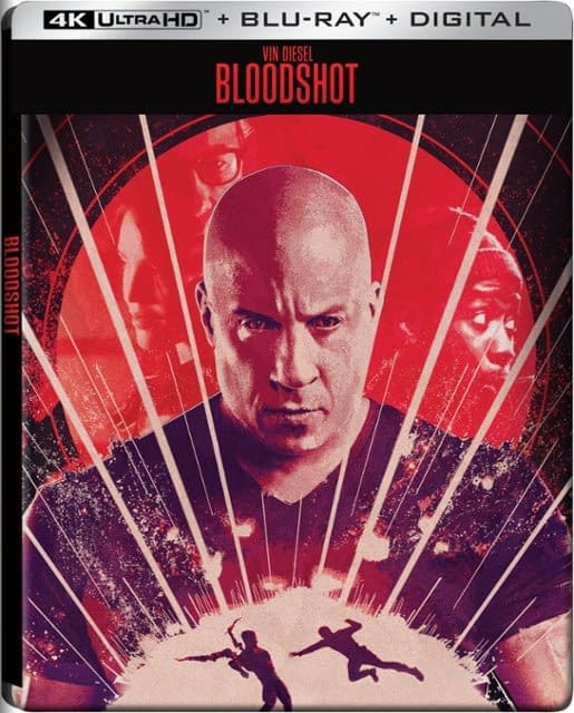 Bloodshot Best Buy Steelbook