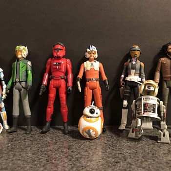 Star Wars Resistance Figures Are Some of Hasbros Best as of Late