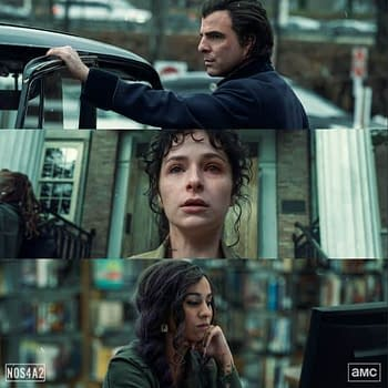 NOS4A2: Teaser Released for AMCs Supernatural Fantasy-Horror Adapt