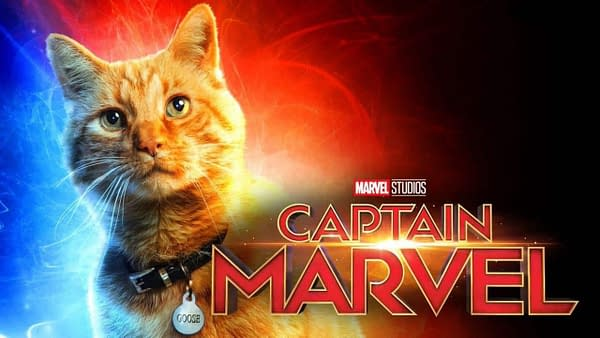 Goose Gets Her Own Captain Marvel Trailer, Plus the Top 10 Movie Cats of All-Time!