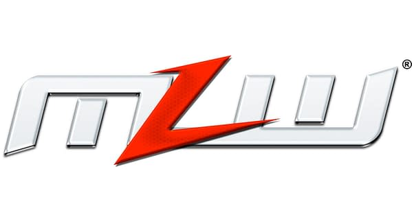 The official logo for Major League Wrestling or MLW.