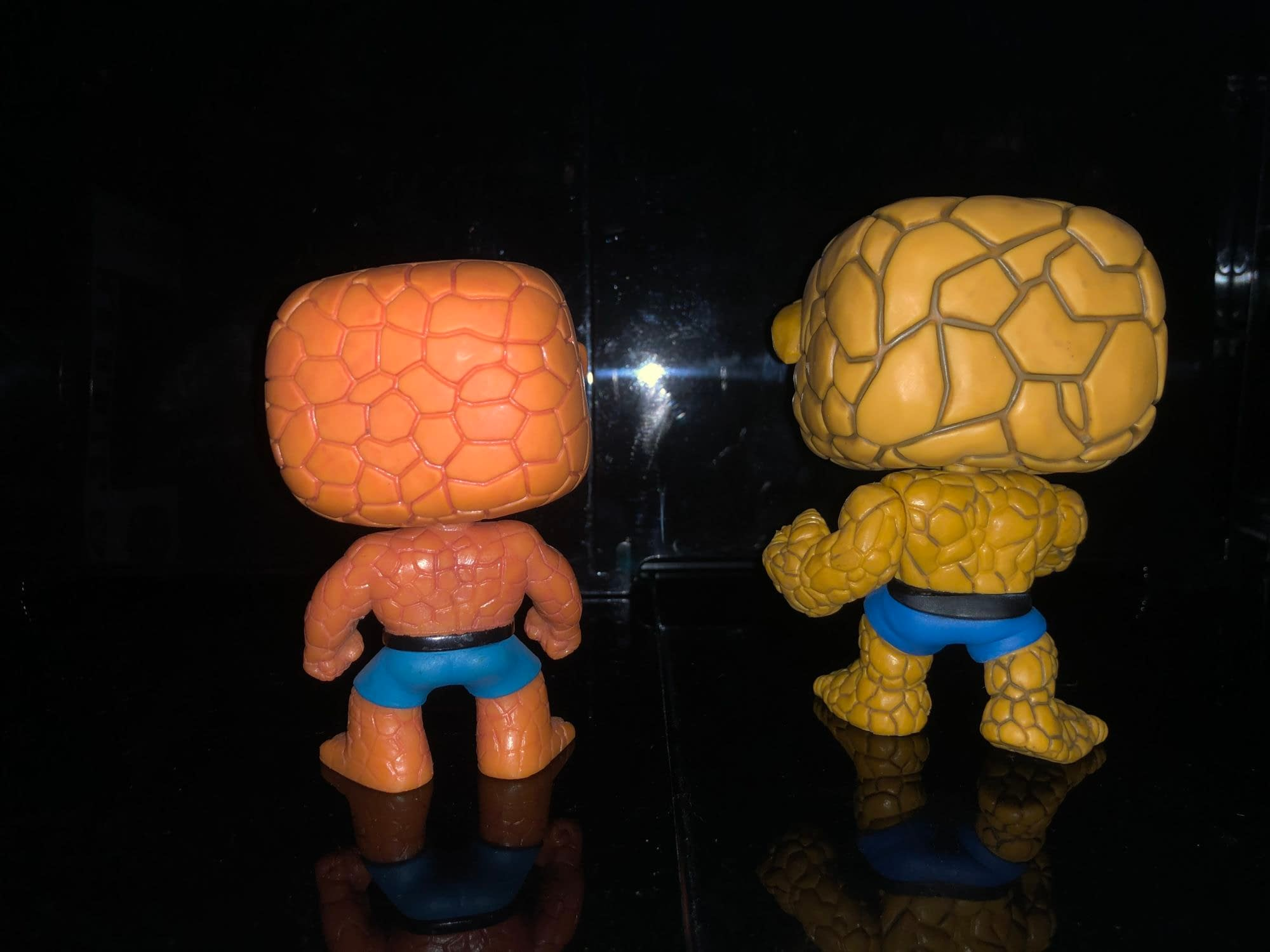 Fantastic Four Funko Pops: Original Versus Modern Designs