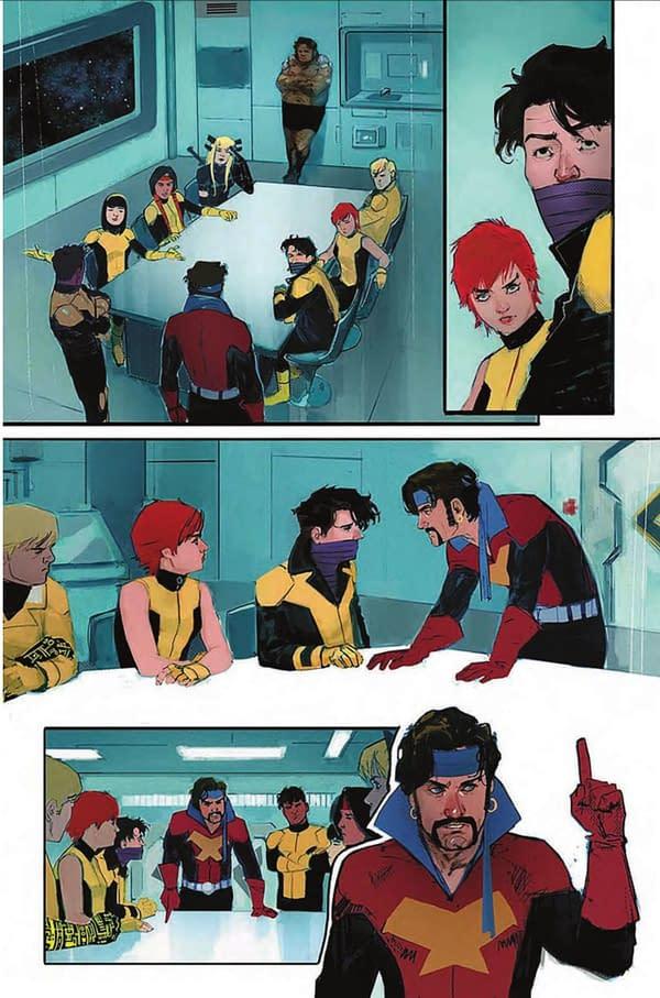 Marvel previews