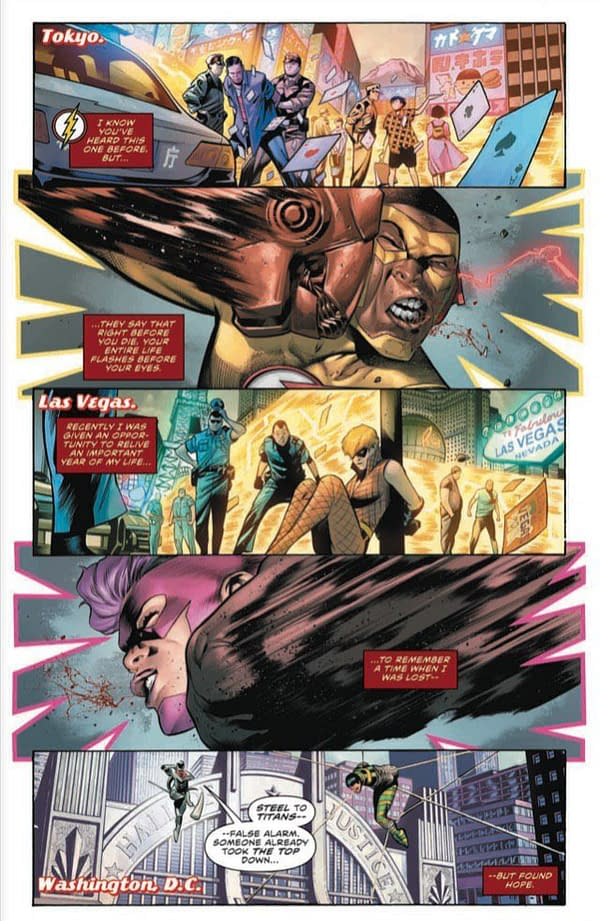The Flash #76 [Preview]
