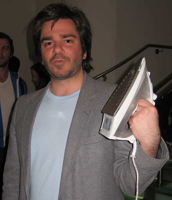 When I Took an Iron to the Premiere of Iron Man, 10 Years Ago