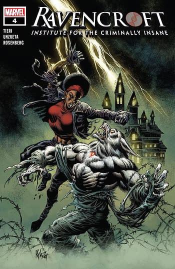 Marvel Makes Ant-Man, Star, Iron Heart, Ravencroft, Etc Digital-Only.