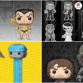 Funko Round-Up: Game of Thrones Universal Monsters Marvel 80th and More