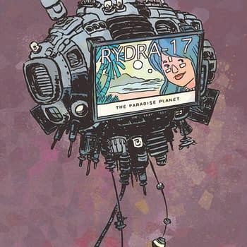 Image Comics to Publish Planet Paradise by Jesse Lonergan