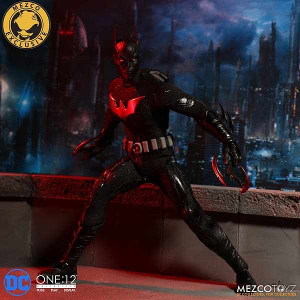Batman Beyond One 12 Collective Figure Exclusive 6
