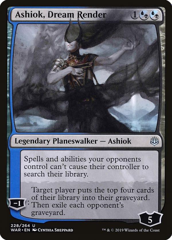 """Ashiok, Dream Render"" Deck Tech - ""Magic: The Gathering"""