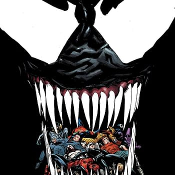 Marvel Comics Venom Inc. Alpha #1 cover by Ryan Stegman