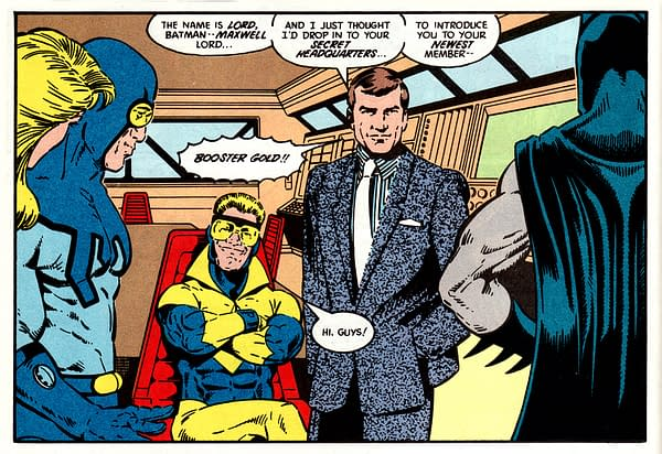 Will Someone Make Sure the Creators of Maxwell Lord Get an Invite to the Wonder Woman 84 Premiere?