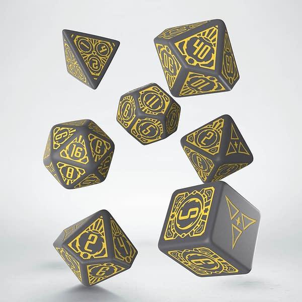 Starfinder 3xC dice