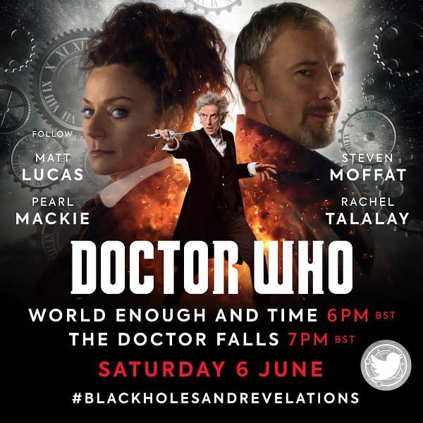 Doctor Who Lockdown final rewatch artwork, courtesy of BBC Studios.