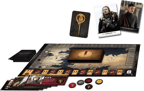 Game of Thrones Will Be Getting a New Board Game Called Oathbreaker