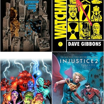 HBO DC Comics Adaptation  Fuelling Watchmen, Sandman and Green Lantern Bookstore Sales?