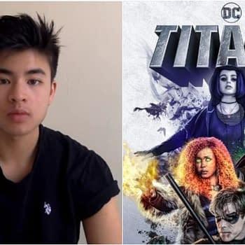 Titans Season 2: Chella Man Cast as Jericho in DC Universe Live-Action Series