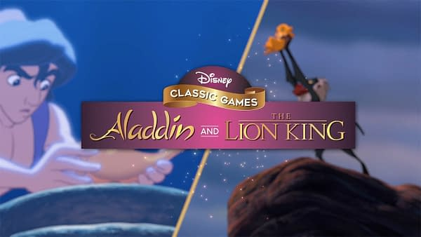 """""""Disney Classic Games: Aladdin and The Lion King"""" Get Retro and Legacy Cartridge Editions"""