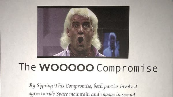 Ric Flair Woo Compromise