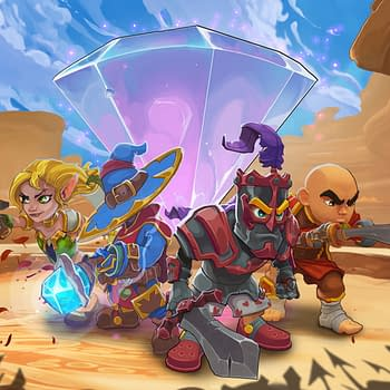 Giveaway: Ten Steam Codes For Dungeon Defenders: Awakened