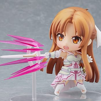 Sword Art Online Alicization Asuna Arrives with Good Smile