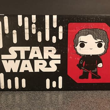 Unboxing the Funko Smugglers Bounty Revenge of the Sith Star Wars Box