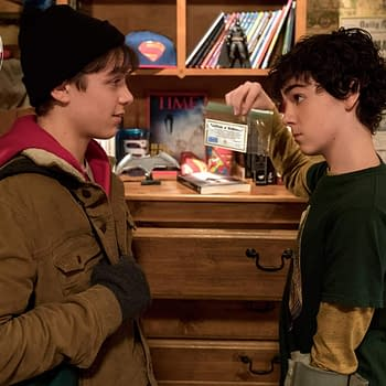 First Look at Young Billy Batson in Shazam