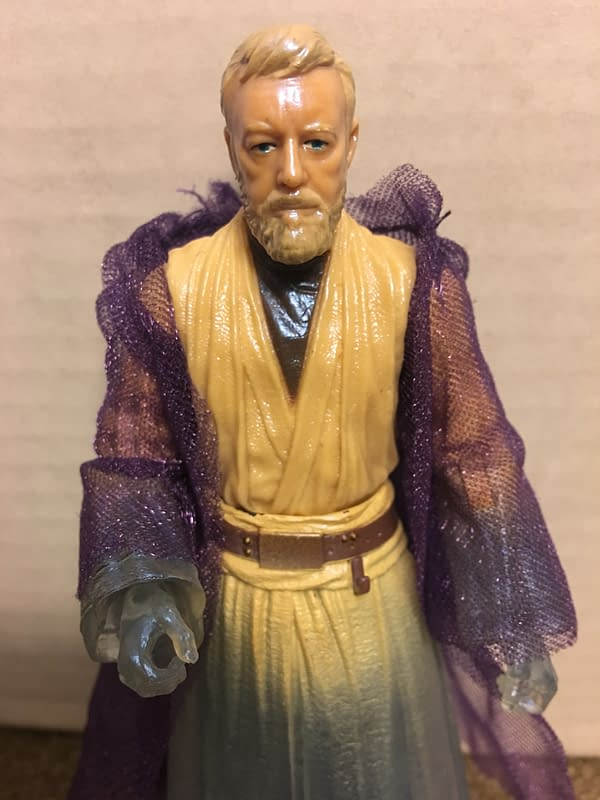 Star Wars Obi-Wan Kenobi Spirit Black Series Figure 7