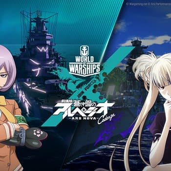 """""""World Of Warships"""" Gets A Crossover Event With """"Azur Lane"""""""