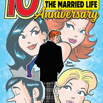 Archie's Philandering Threatens the Multiverse in This Early Preview of Archie: The Married Life #6
