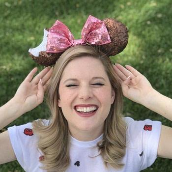 Mickey Ice Cream Bar ears disney world