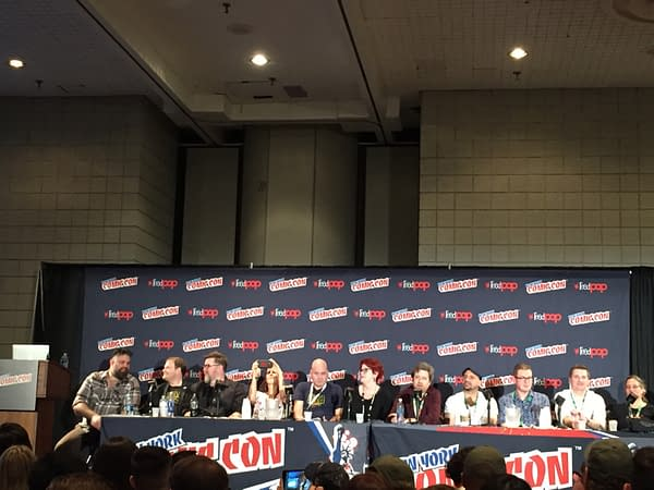 Lucasfilm Publishing Panel NYCC