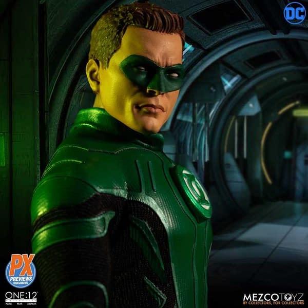 One 12 Collective Previews Exclusive Green Lantern Hal Jordan 5