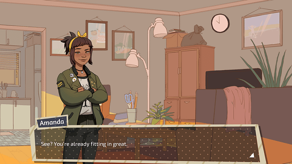 Who's Your Daddy? We Review 'Dream Daddy: A Dad Dating Simulator'