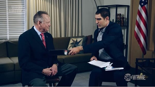 Sacha Baron Cohen, Showtime Facing $95 Million Defamation Lawsuit from Roy Moore