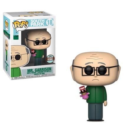 Funko South Park Mr Garrison Pop