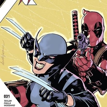 X-Men: Bland Design &#8211 Deadpool Guest-Stars in All-New Wolverine #31