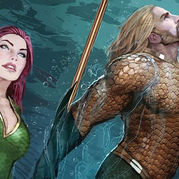 Aquaman #31 Review: Long Live the Revolution