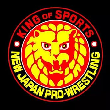 The Logo for New Japan Pro Wrestling or NJPW