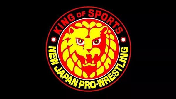 The Logo for New Japan Pro Wrestling or NJPW