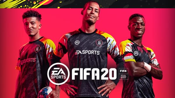 "EA Sports Shows Off How Player Rankings Will Work In ""FIFA 20"""