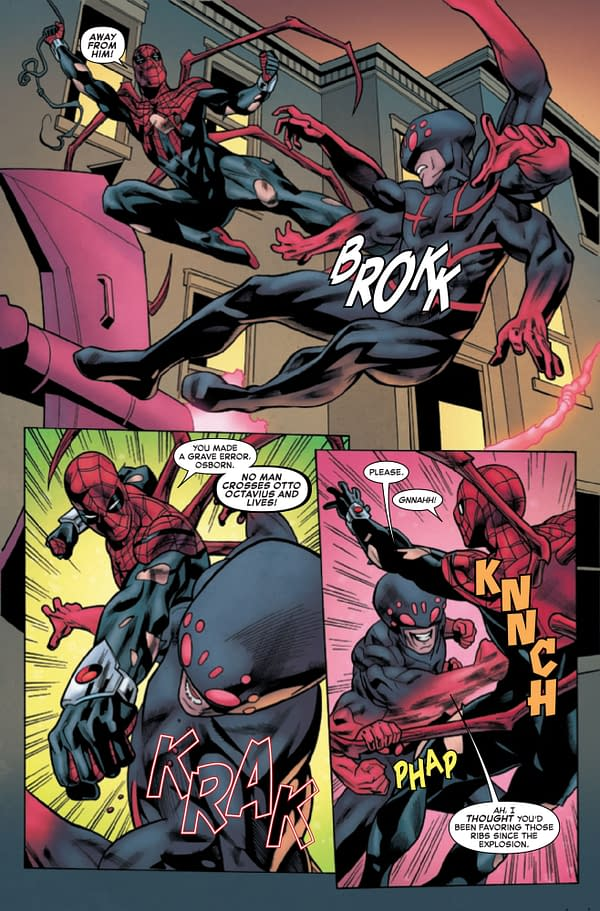 Superior Spider-Man #11 [Preview]