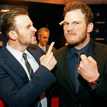 Chris Evanss Happy Birthday Message to Chris Pratt