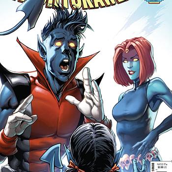 AGE OF X-MAN AMAZING NIGHTCRAWLER #2 3//20//19 OF 5