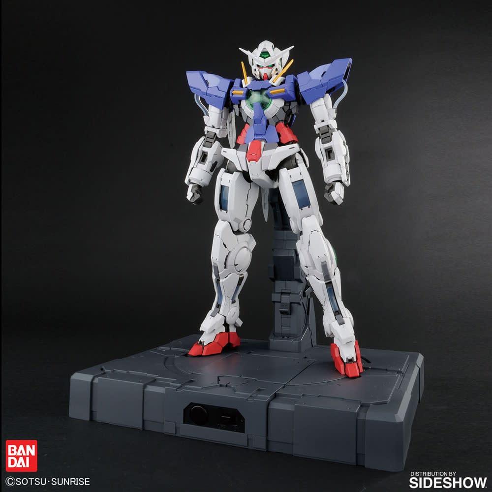 Gundam Exia Figure is Releasing Soon from Bandai