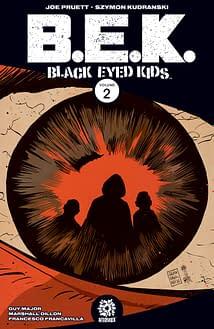 Black Eyed Kids - Volume 2 - Cover