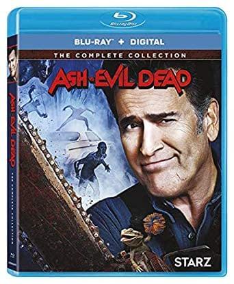 Ash vs the Evil Dead Blu Ray